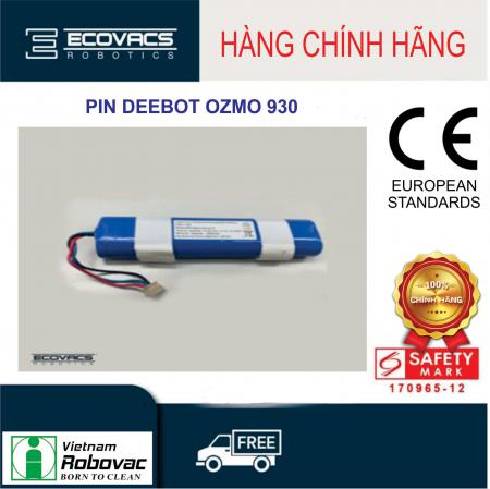 PIN OZMO 930 grb